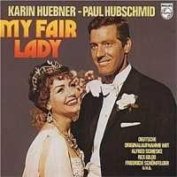 Cover Musical - My Fair Lady [Deutsche Originalaufnahme]